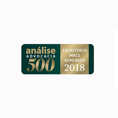 Análise Advocacia 2018 Caputo, Bastos e Serra Advogado