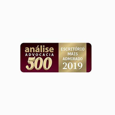Análise Advocacia 2019 Caputo, Bastos e Serra Advogado