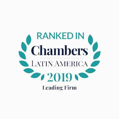 Ranked In Chambers Latin America 2019 Caputo, Bastos e Serra Advogados
