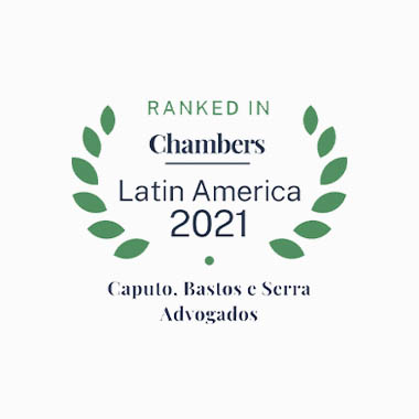 Ranked In Chambers Latin America 2021 Caputo, Bastos e Serra Advogados